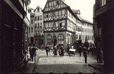 Oskar Barnack Wetzlar, EisenMarket,1913