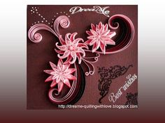 DreaMe: Easel card