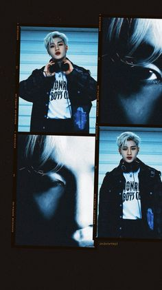 Chan being the hottest DJ alive, bring to my parties please Stray Kids Chan, Stray Kids Seungmin, Aesthetic Iphone Wallpaper, Aesthetic Wallpapers, Saranghae, Chris Chan, Walpaper Black, Kids Wallpaper, Fandom