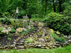 This is a must for my wooded backyard!