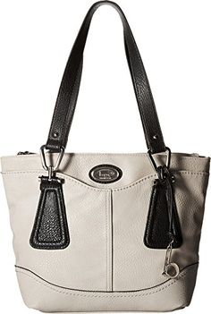 722a499d67be66 boc Womens Englenton Tote GreyBlack Handbag -- Click on the image for  additional details.Note:It is affiliate link to Amazon. #CarryWithYou