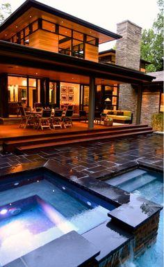 Modern Landscape Design- Home & Garden Design Ideas