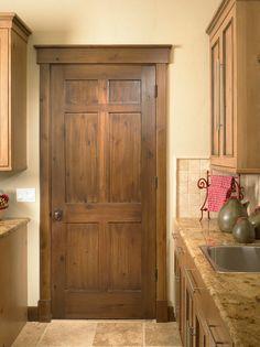 Wood Color Rustic Craftsman   Traditional   Interior Doors   Denver   Sun  Mountain, Inc.