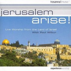 "Jerusalem Arise by Paul Wilbur. This is Paul's second album recorded live in Jerusalem. The opening strains of the Introit written on Paul's ""Jerusalem Arise"" will capture you in the first few seconds. Integrity Music partnered with the International Christian Embassy during the Feast of Tabernacles in Jerusalem itself in order to catch the anointing of worshipers from over 70 nations as they exalted the King of Kings."