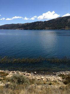 Lago Titicaca - Puno, Perú