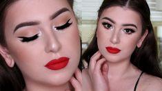 Classic Pin Up Makeup Tutorial | Carly Humbert