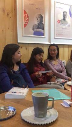 Lectores a bordo «Momo». 9 3/4 Bookstore + Café. Enero, 2017.