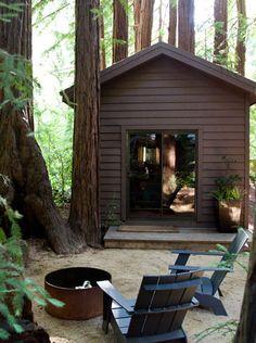 Glenoaks Little Sur cabin - we will vacation here soon