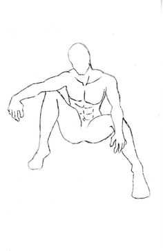 45 best how to draw anime male poses images on pinterest