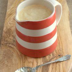 Recipe: One Step Vitamix Custard