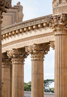 "archexplorer: "" Palace of Fine Arts Theatre """