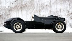 Colin Chapman's 1952 Mark IIIB