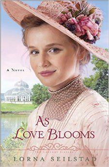 Giveaway at Overcoming With God: As Love Blooms by Lorna Seilstad #BookGiveaway
