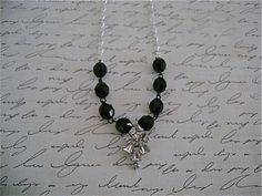 Hollywood Glam Vintage Earring Pendant by avintagetwist on Etsy, $28.00