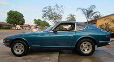 1971 datsun 240z