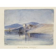 "`Temple of Dendoor. ""On the Nile."" By Moonlight. ""Nubia"" 