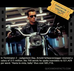 Top Ten Movie Facts Of The Week