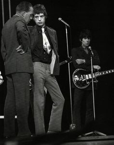Stones and Ed Sullivan.