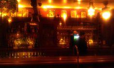 Backwoods Inn Bar, where's my check?