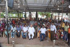 बीजापुर जिले के पंचायत प्रतिनिधि सिविल लाइन स्थित मुख्यमंत्री निवास पहुंचे. https://www.facebook.com/hamarcg2016/posts/1040147706083415