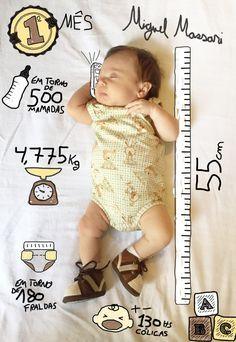 Monthly Baby Photos, Newborn Baby Photos, Baby Poses, Newborn Baby Photography, Newborn Pictures, Baby Boy Newborn, Photo Bb, Baby Diary, Foto Baby