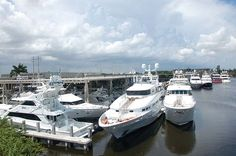 Crewfinders offers yacht crew placement in Fort Lauderdale, Florida