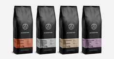 Algorithm Coffee Co on Behance