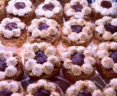 Fancy Bosnian sweets.
