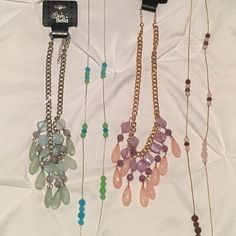 Bundle Of 4 Necklaces! All Nwt!!