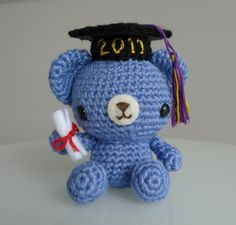 All About Ami - Free Graduation Teddy Bear