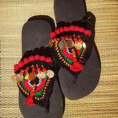 ❤️❤ #havaianasday #havaianas #havaianaboho #havaianasboho #havaianaslovers #croche #crochet #handmade #presente #ideiadepresente