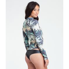 Billabong PEEKY LONG SLEEVE JACKET