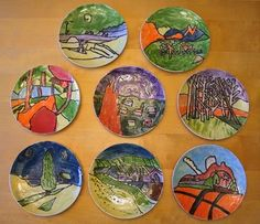 Beverly Cleary School Class ART Projects Auction 2009