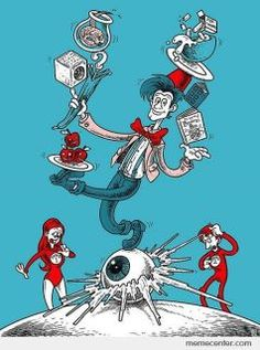 Doctor Seuss Who