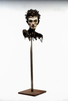 al-farrow-sculpture-egon-schiele