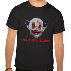 >>>Best          I kill the Busdriver Tshirt           I kill the Busdriver Tshirt We provide you all shopping site and all informations in our go to store link. You will see low prices onDiscount Deals          I kill the Busdriver Tshirt today easy to Shops & Purchase Online - transferred...Cleck See More >>> http://www.zazzle.com/i_kill_the_busdriver_tshirt-235515501476905170?rf=238627982471231924&zbar=1&tc=terrest