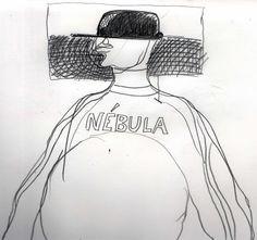 LUIS DESENHA: Nébula