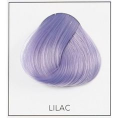 I just can't get past this hair colour.. each to their own and all that. I don't think I've ever liked lilac..