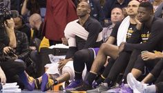 THIS ?ONE SHINING MOMENT? VIDEO FOR THE 2015-16 LAKERS IS HILARIOUS
