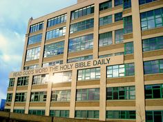 Brooklyn Bethel, New York. I'm gonna miss Brooklyn Bethel since they moving it up to Warwick, NY. Bethel New York, Bible Truth, Jw Bible, Parts Of The Earth, Bible Knowledge, Jehovah's Witnesses, Holy Spirit, The Dreamers, Places Ive Been