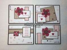 Welcome to the Team Stamp It Valentine's Themed Blog Hop! If you've arrived here from Michelle's blog, thanks for joining me! If not, you can click on the previous button to go ch…