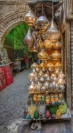 Khan Elkhalili, Old Egypt Old Egypt, Cairo Egypt, Ancient Egypt, Egypt Travel, Africa Travel, Places In Egypt, Modern Egypt, Visit Egypt, Egyptian Art