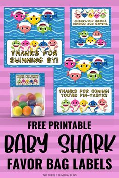 If you are looking for Free Baby Shark Party Printables then you have hit the jackpot! I've got a huge set of Baby Shark printables that has everything you need to throw an awesome themed party including invitations, party decorations, cupcake toppers, and more! It's Your Birthday, Boy Birthday, Party Printables, Free Printables, Baby Shark Do Do, Sites Like Etsy, Purple Pumpkin, Mini Flags, Shark Party