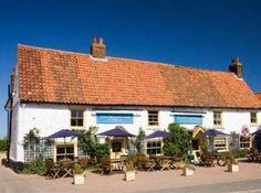 Chequers Inn, Thornham #travelinspiration