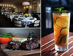Highland Park's Marquee Grill & Bar is both dazzling and delicious! #Dallas #food #restaurant #bar #drinks