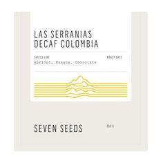 Decaf Colombia Las Serranias