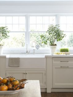 love the white counters - maybe go with carrera next time