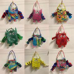 Monster Activities, Preschool Art Activities, Colors And Emotions, Feelings And Emotions, Class Displays, New Classroom, Kindergarten Art, Crafty Kids, Arts Ed