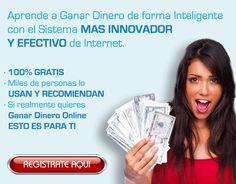 ¡ATENCIÓN! Gana dinero ahora con el sistema que está revolucionando Internet...  Regístrate gratis aquí: http://gananciaz.com/ganardinero/jordips