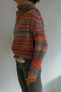 Baby Knitting Patterns Jumper Ravelry: Zopf pattern by Midori Hirose Fair Isle Knitting, Knitting Yarn, Hand Knitting, Knitting Daily, Baby Knitting Patterns, Rowan Felted Tweed, Braid Patterns, Knitting Projects, Lana